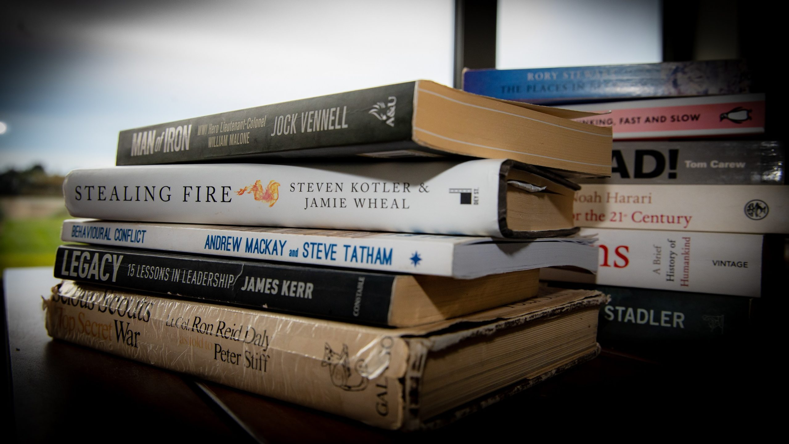 Reading Lists: Are they still relevant? What Should We Read?