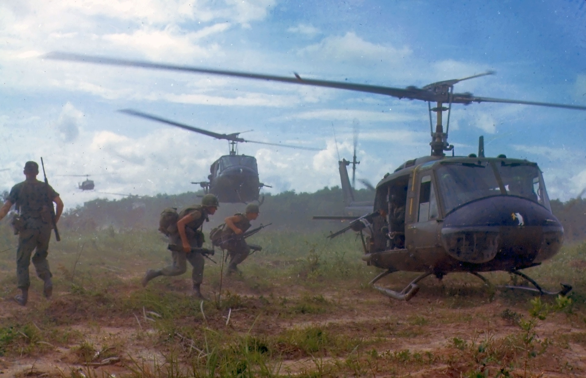 The Strength of Bamboo: Why America withdrew its combat Troops from the Vietnam War