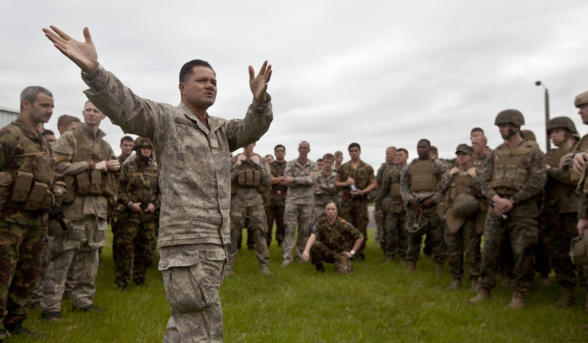 Adding Value to Military Leadership Teams: The wisdom of a Warrant Officer (Sergeant Major)