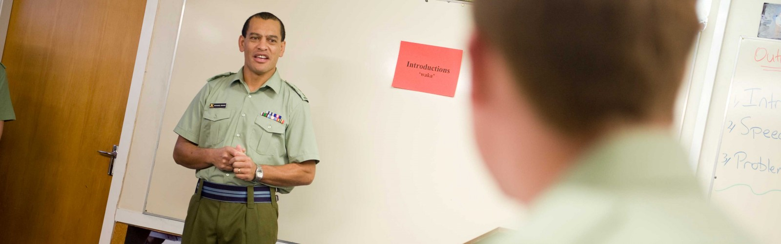 Developing Soldiers to Benefit the NZ Army & NZ Society